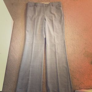 Grey Express Work Pant with Flare